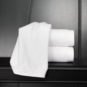 מגבת גוף REPLAY לבן